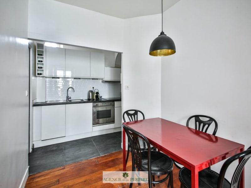 Sale apartment Paris 17ème 395000€ - Picture 10