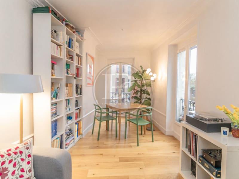 Sale apartment Paris 17ème 445000€ - Picture 2