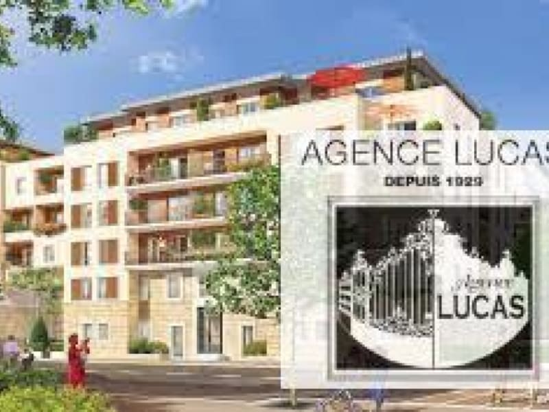 Rental apartment Massy 1190€ CC - Picture 1