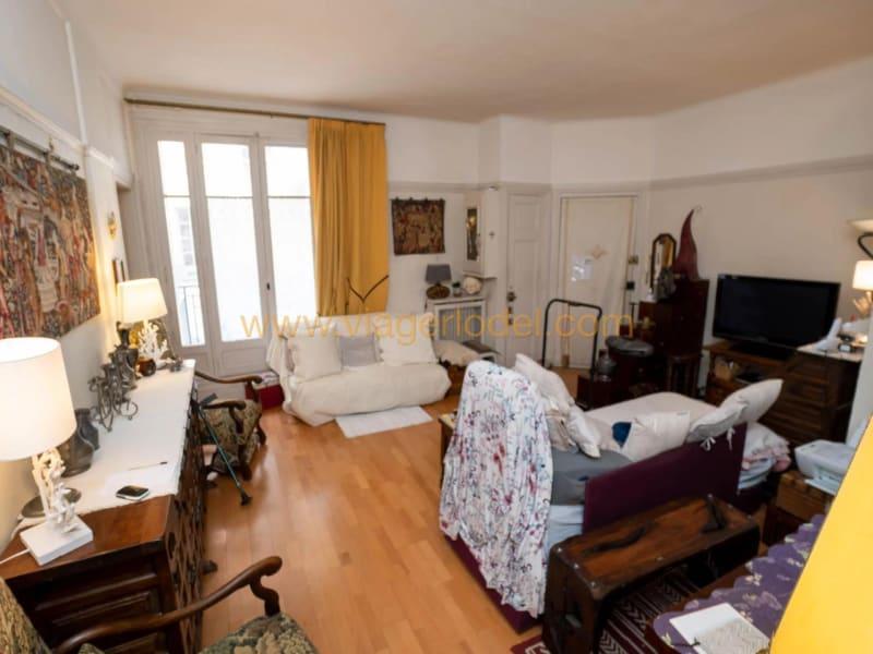 Verkauf auf rentenbasis wohnung Paris 18ème 160000€ - Fotografie 2