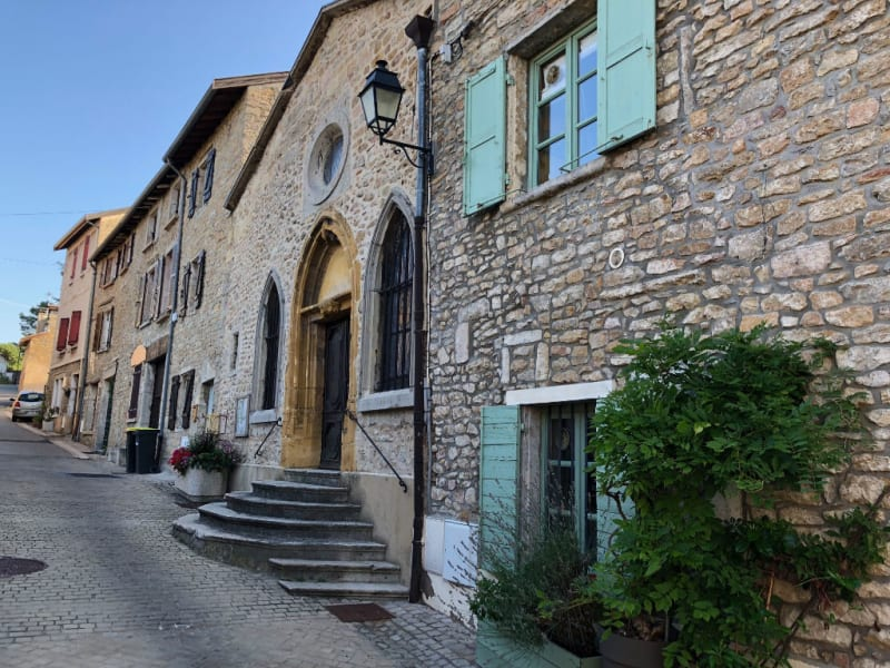 Rental apartment St didier au mont d or 535€ CC - Picture 6