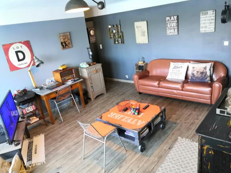 Vente appartement Toulon 175000€ - Photo 1