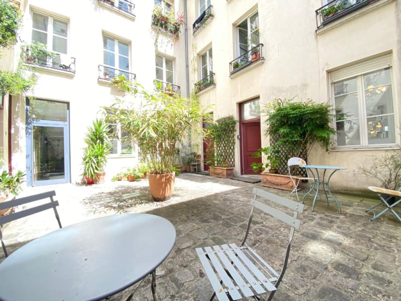 Vente appartement Paris 11ème 390000€ - Photo 2