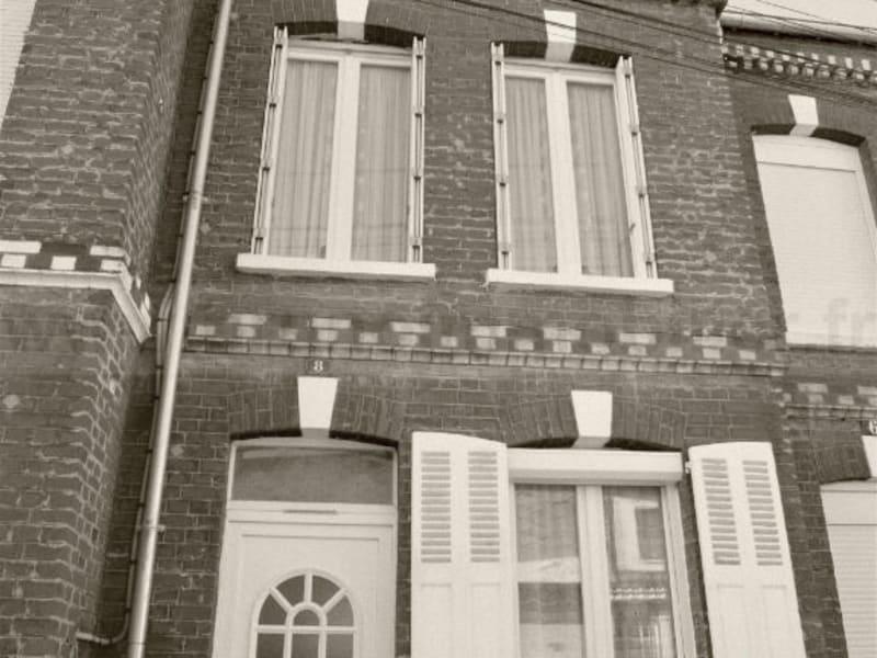 Sale house / villa Gamaches 116000€ - Picture 1