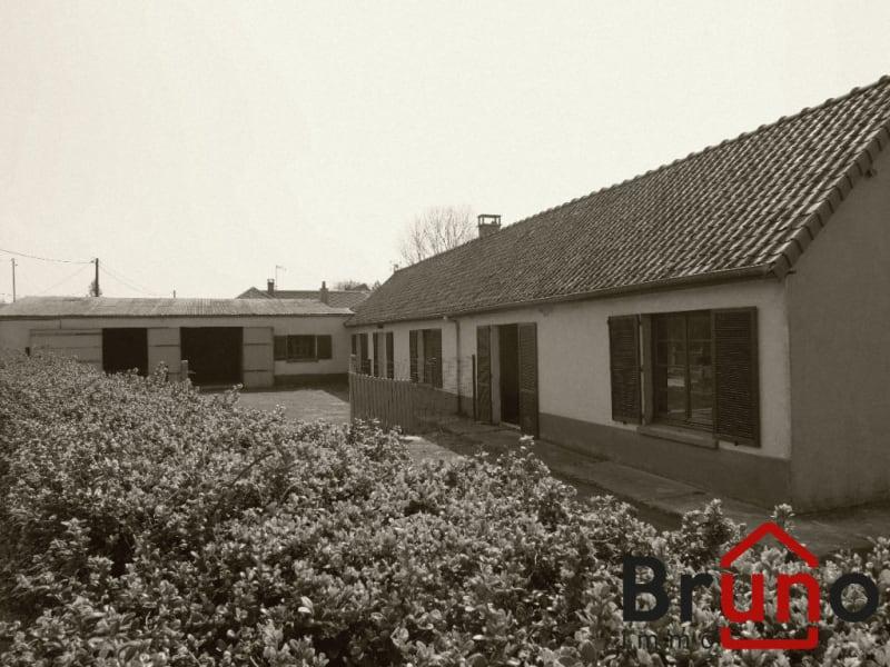 Sale house / villa Ponthoile 266500€ - Picture 1