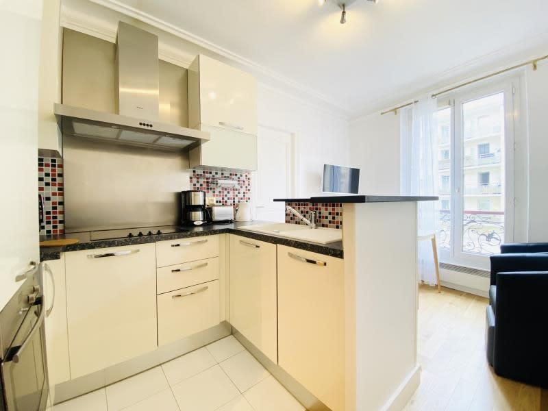 Location appartement Levallois perret 1020€ CC - Photo 1