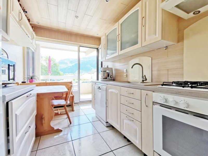 Vente appartement Thyez 210000€ - Photo 2