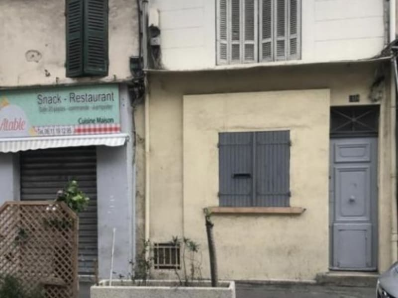 Vente appartement Marseille 3ème 94000€ - Photo 1