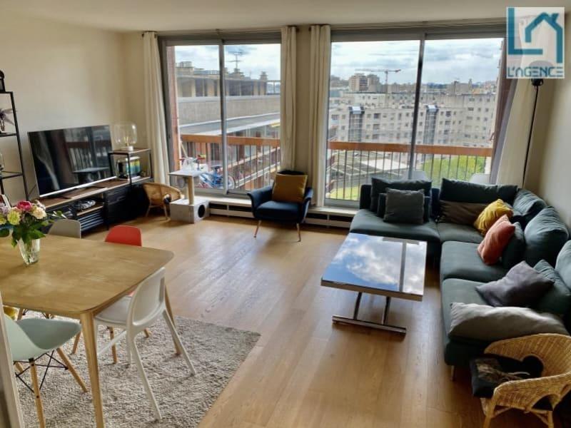 Sale apartment Boulogne billancourt 920000€ - Picture 2