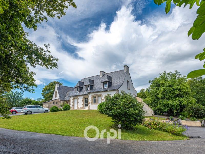Sale house / villa Pluvigner 564300€ - Picture 2