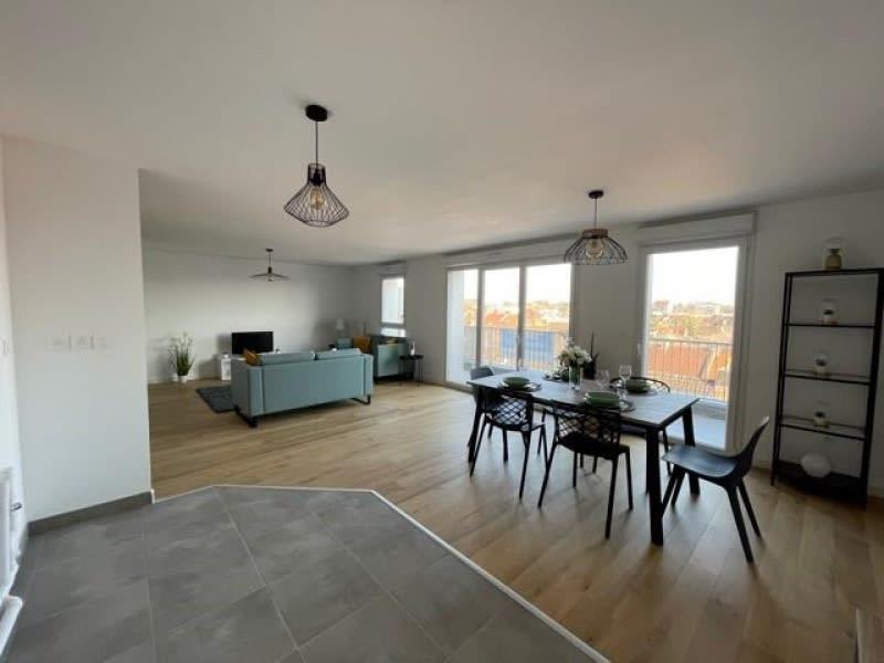 Vente appartement Croix 352000€ - Photo 1