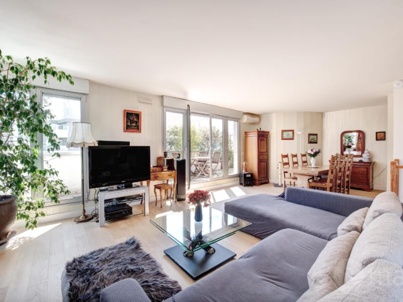 Sale apartment Courbevoie 1195000€ - Picture 2