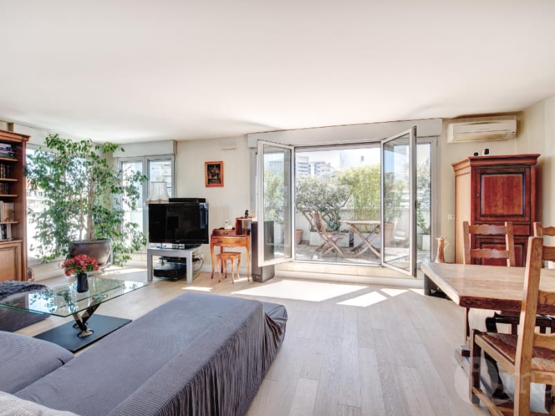 Sale apartment Courbevoie 1195000€ - Picture 3