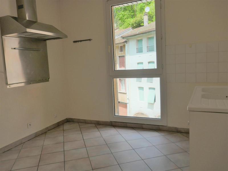 Sale apartment Nantua 125000€ - Picture 3