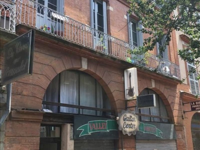 Location appartement Toulouse 419€ CC - Photo 2
