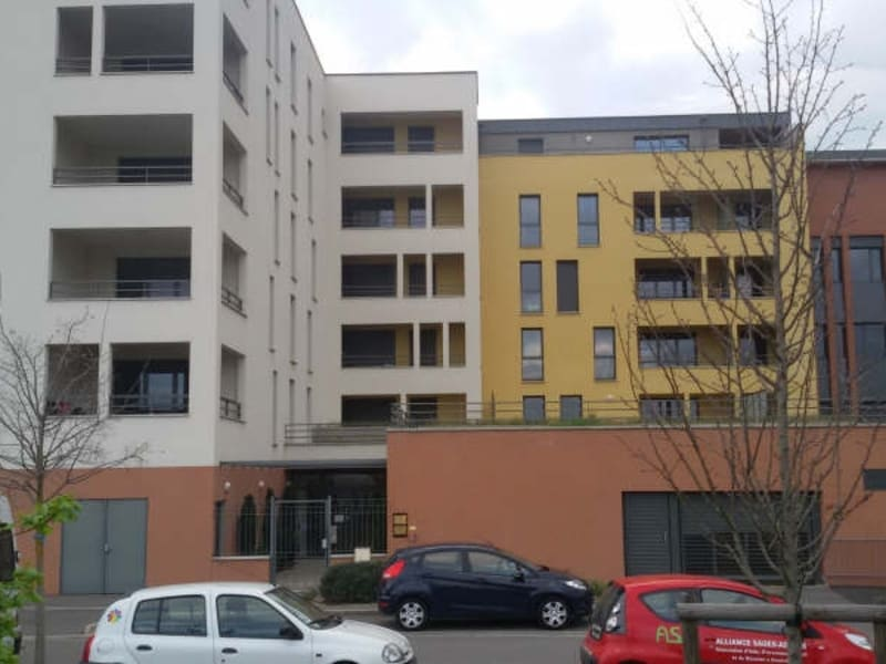 Location appartement Toulouse 775€ CC - Photo 1