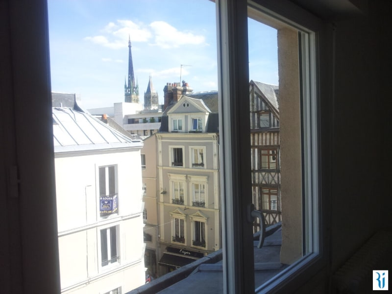 Rental apartment Rouen 485€ CC - Picture 6