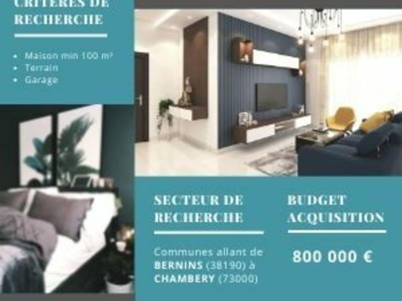 Sale house / villa Saint-ismier 800000€ - Picture 1