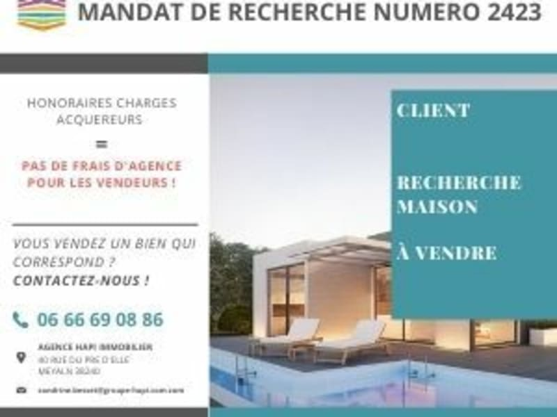 Sale house / villa Saint-nazaire-les-eymes 800000€ - Picture 1
