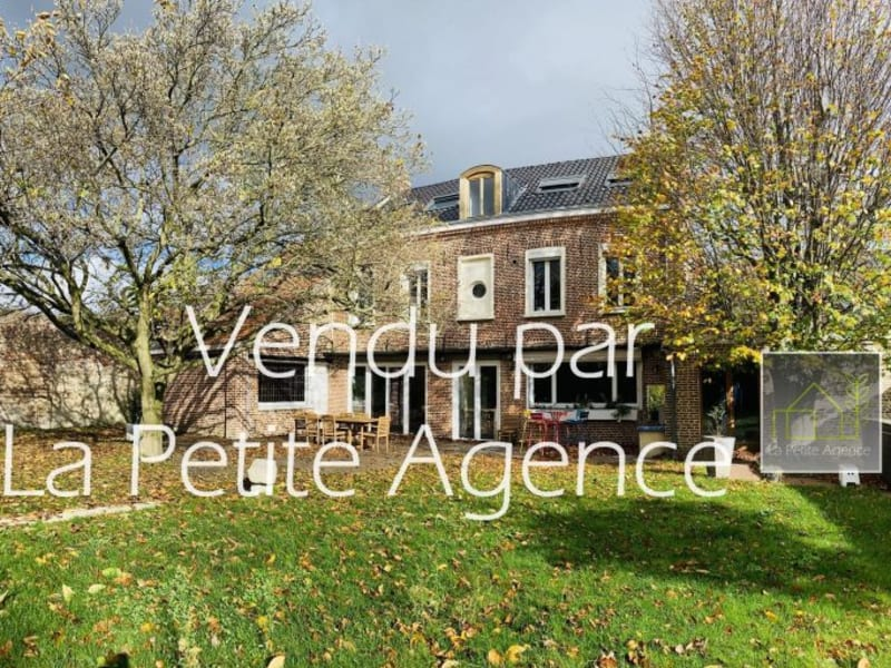 Vente maison / villa Annoeullin 549900€ - Photo 1