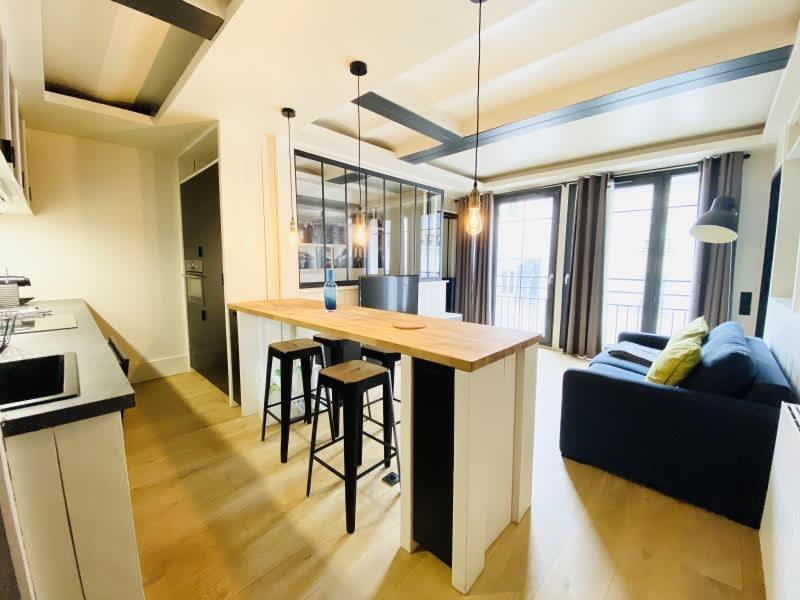 Location appartement Asnieres sur seine 1350€ CC - Photo 1