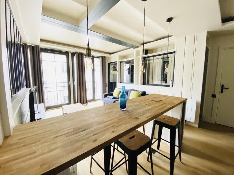 Location appartement Asnieres sur seine 1350€ CC - Photo 2