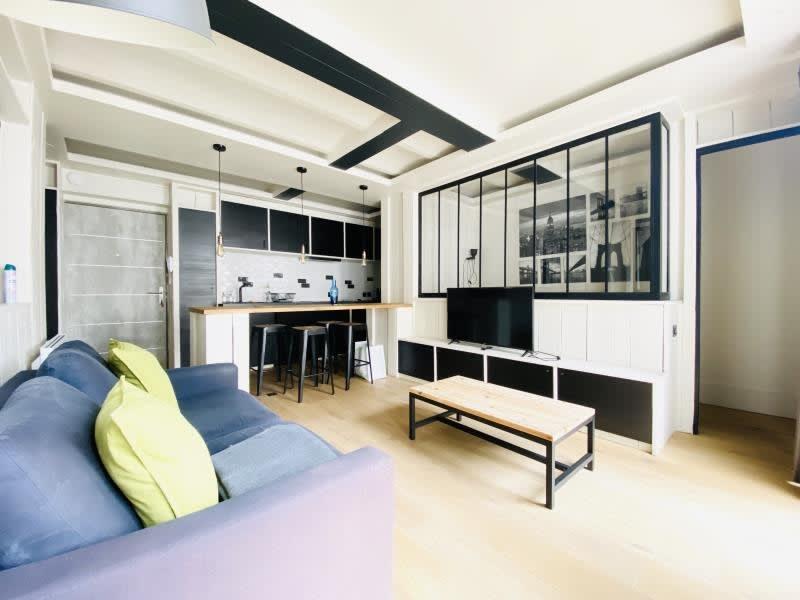 Location appartement Asnieres sur seine 1350€ CC - Photo 3