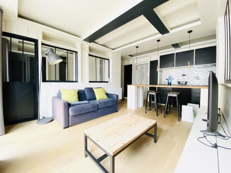 Location appartement Asnieres sur seine 1350€ CC - Photo 4