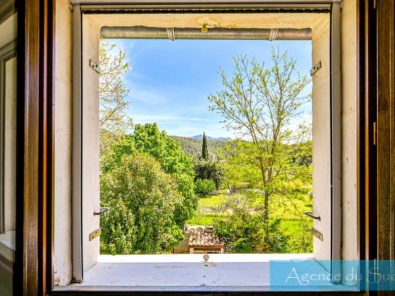 Vente maison / villa La bouilladisse 499000€ - Photo 2