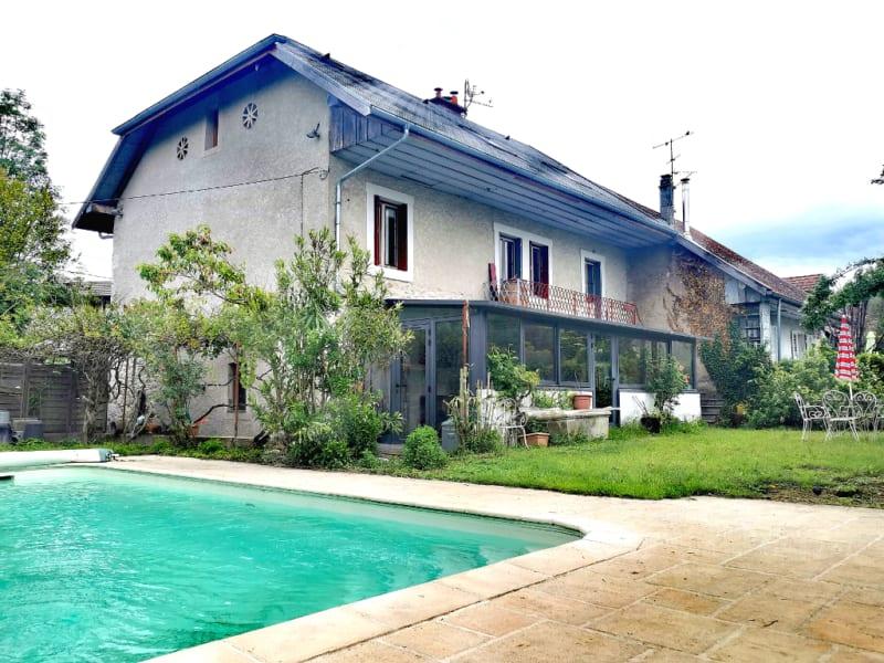 Sale house / villa Aix les bains 699000€ - Picture 1