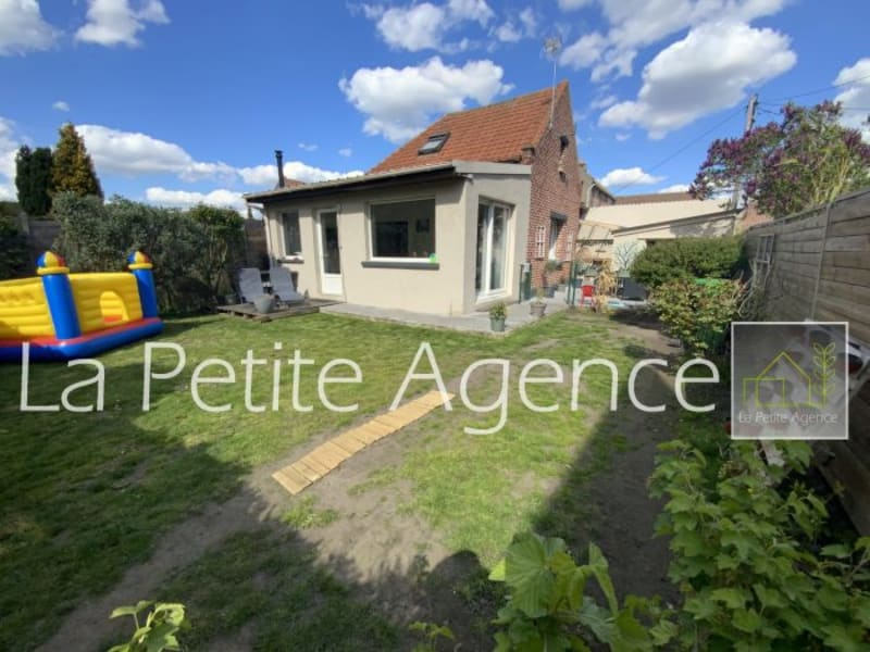 Vente maison / villa Annoeullin 163900€ - Photo 1