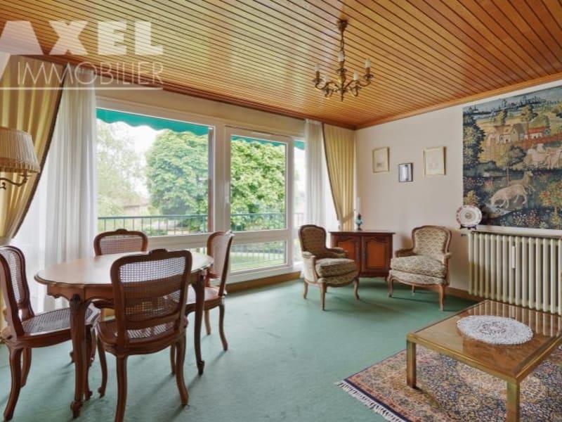 Sale apartment Bois d arcy 210000€ - Picture 3
