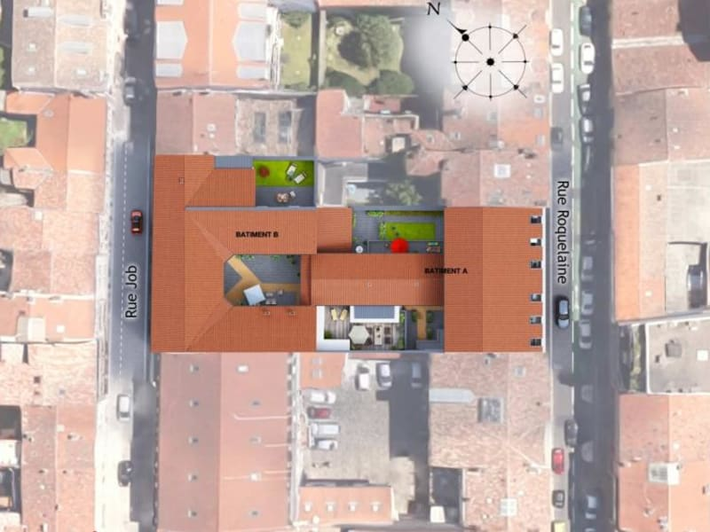 Vente appartement Toulouse 686000€ - Photo 8