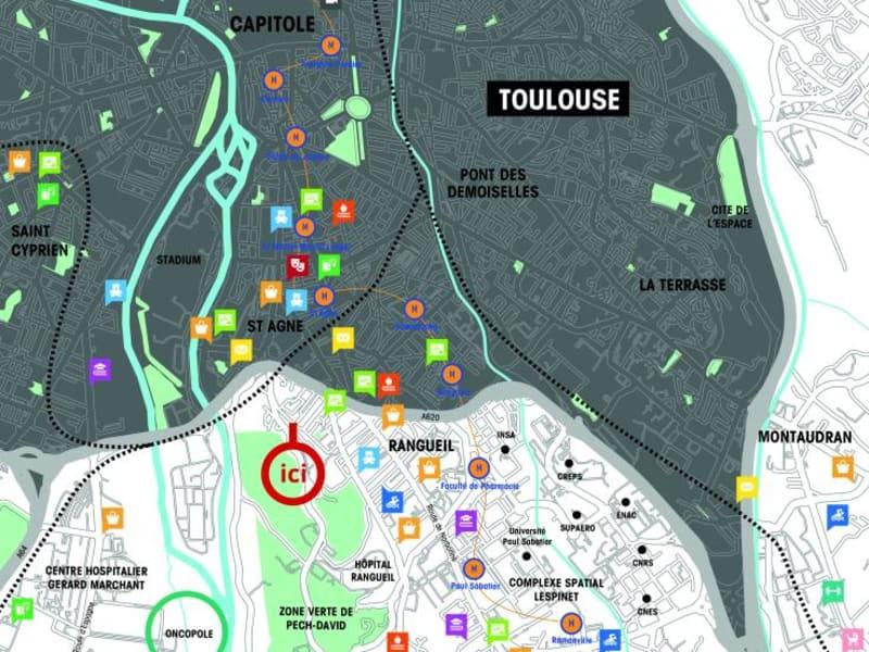 Vente appartement Toulouse 441000€ - Photo 8