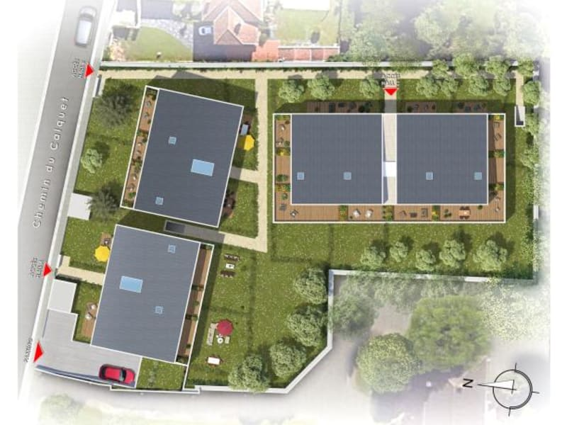 Vente appartement Toulouse 384000€ - Photo 6