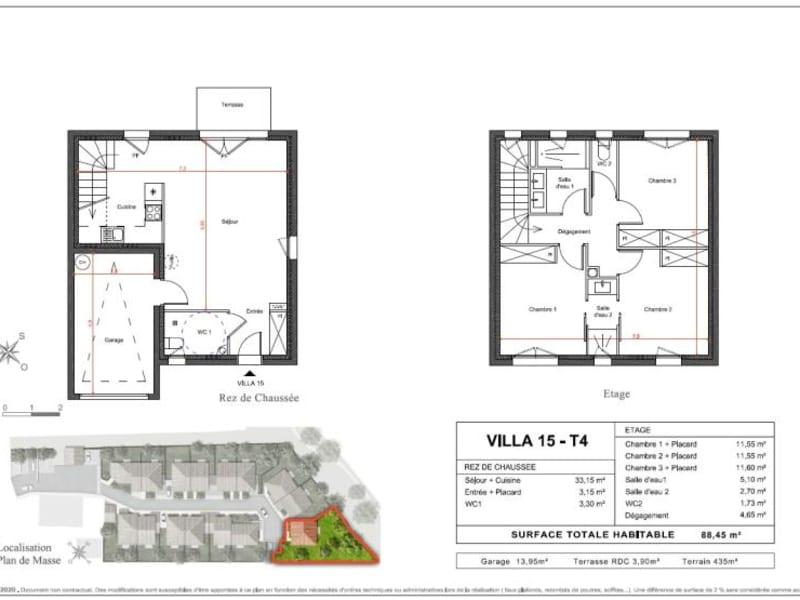 Vente maison / villa Toulouse 294000€ - Photo 8
