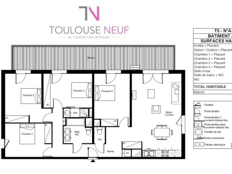 Vente appartement Toulouse 699000€ - Photo 10