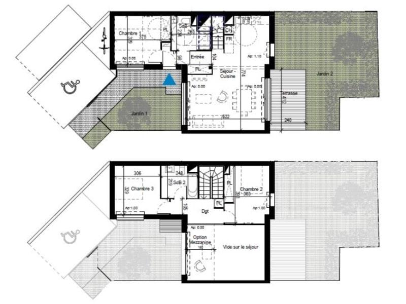 Vente maison / villa Saint orens de gameville 330000€ - Photo 10