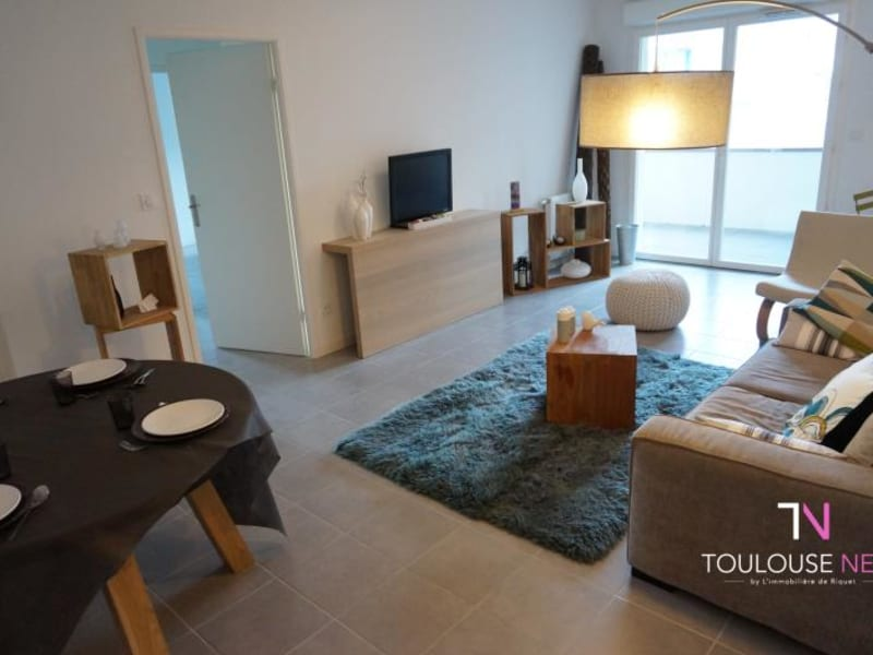 Vente appartement Toulouse 223900€ - Photo 1