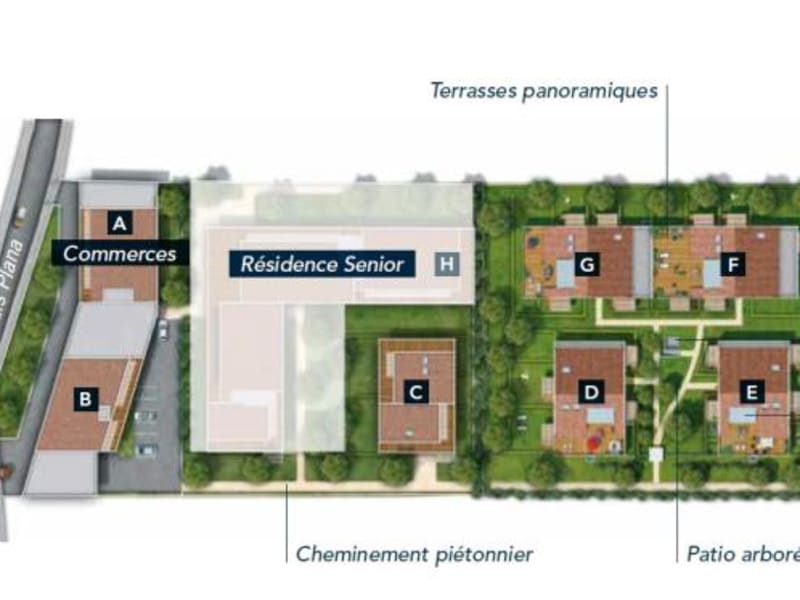 Vente appartement Toulouse 223900€ - Photo 7