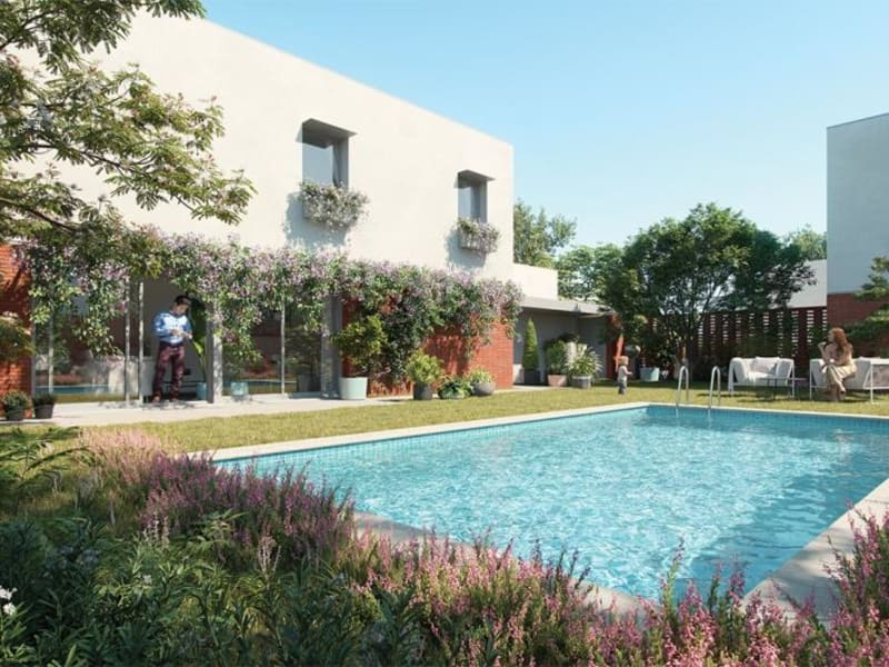 Vente maison / villa Beauzelle 384500€ - Photo 1