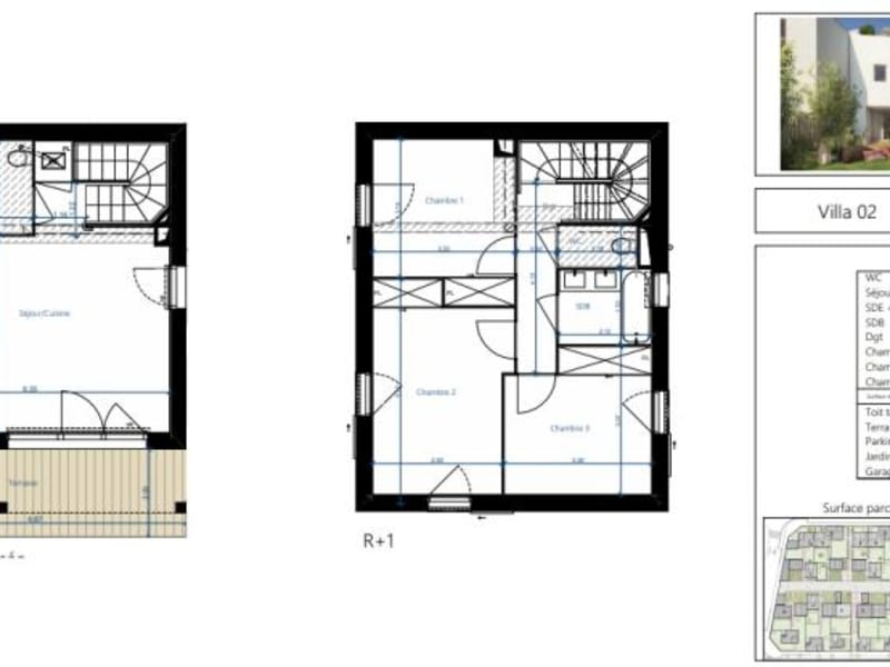 Vente maison / villa Beauzelle 334000€ - Photo 9