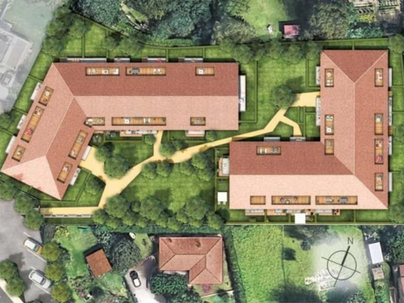 Vente appartement Castanet tolosan 365000€ - Photo 3