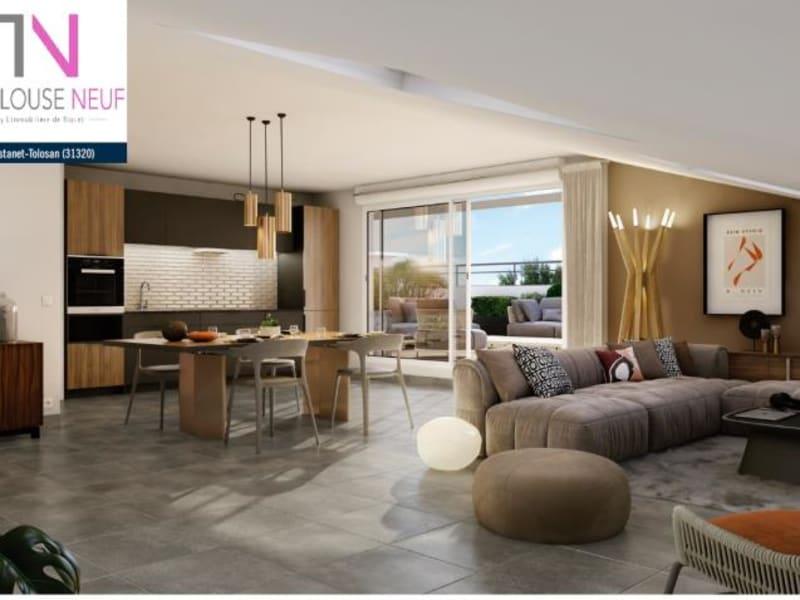 Vente appartement Castanet 372900€ - Photo 2