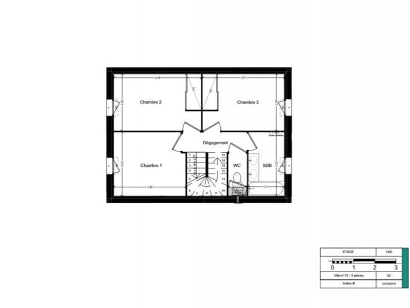 Vente maison / villa Castelmaurou 296000€ - Photo 5