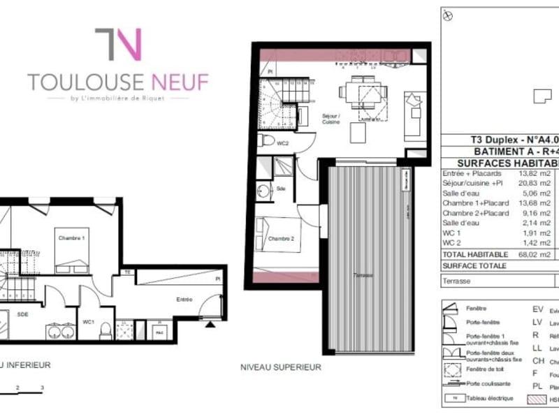 Vente appartement Toulouse 320000€ - Photo 11