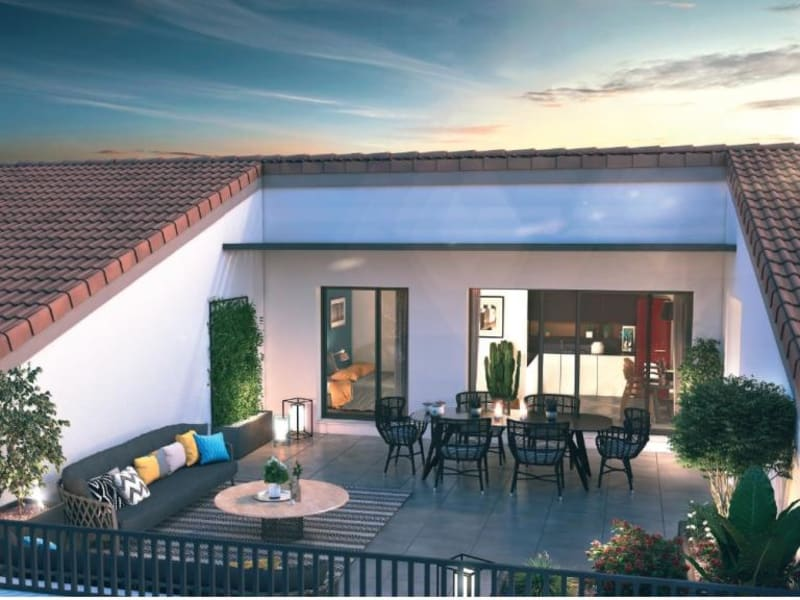 Vente appartement Toulouse 410000€ - Photo 2