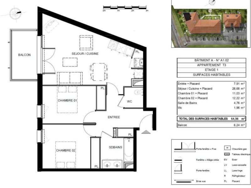 Vente appartement Saint-orens-de-gameville 226900€ - Photo 7