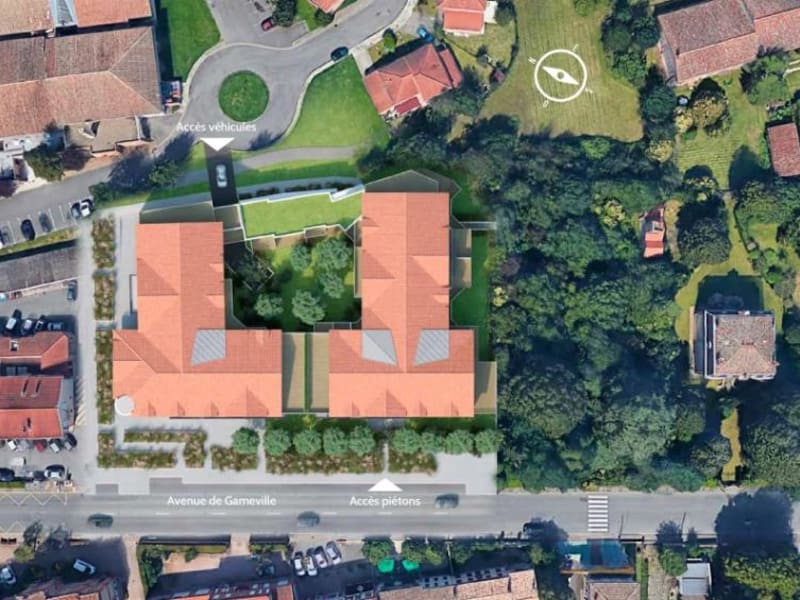 Vente appartement Saint orens de gameville 375500€ - Photo 4