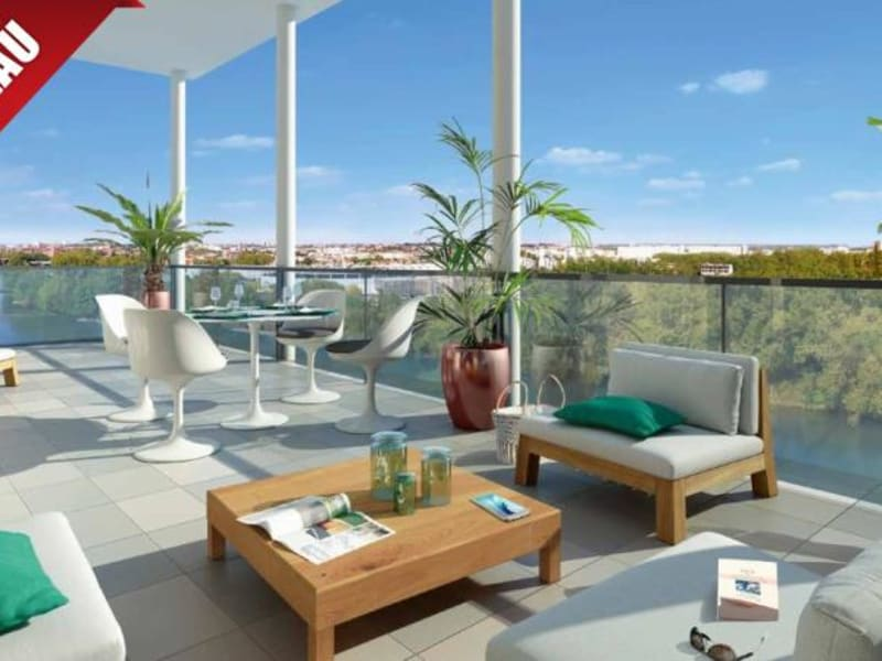 Vente appartement Toulouse 452000€ - Photo 1